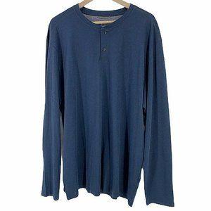 Royal Robbins Merinolux Merino Wool Henley Shirt